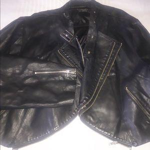 Torrid Vegan Leather Plus Size Jacket